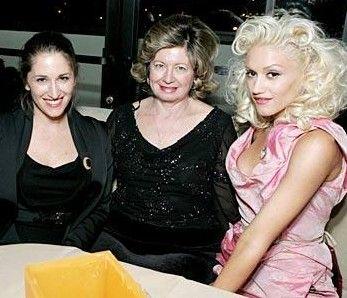 Gwen Stefani ve ailesi